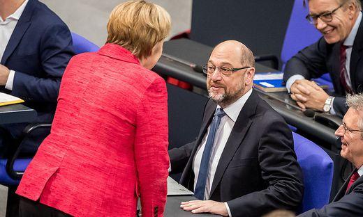 Union und SPD stecken Rahmen für Sondierung ab