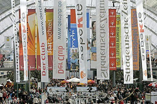 Rumänien ist das Gastland der diesjährigen Buchmesse in Leipzig