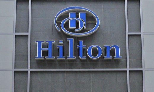 Hilton Hotel an der Sixth Avenue in New York City