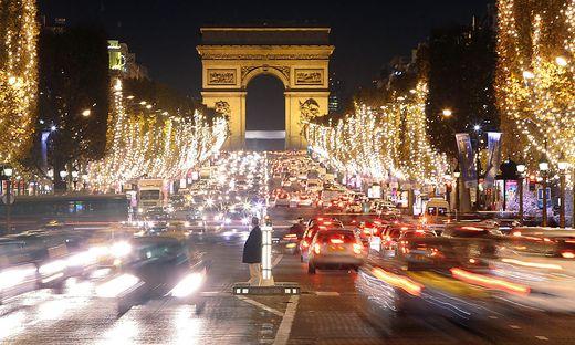 Paris Weihnachtsmarkt.Rechtsstreit Paris Bald Ohne Weihnachtsmarkt Und Riesenrad