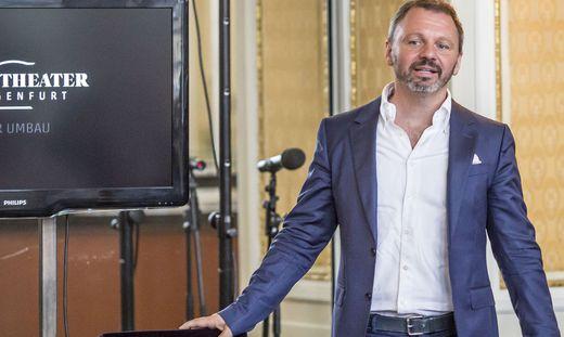 48 Kandidaten wollen ihm nachfolgen: Stadttheaterintendant Florian Scholz
