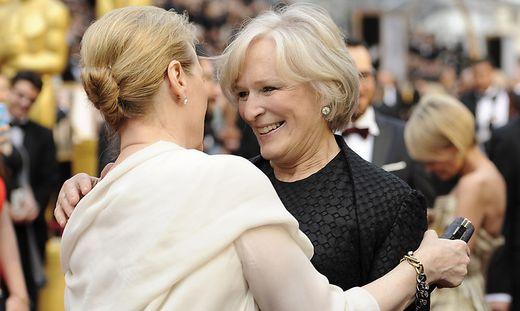 Meryl Streep, Glenn Close