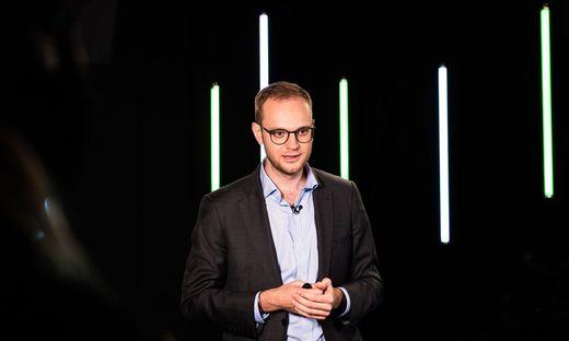 Celonis-Gründer Alexander Rinke