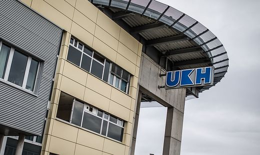UKH Unfallkrankenhaus Klagenfurt Maerz 2015
