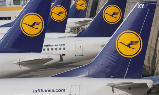 Weitere Streiks bei Lufthansa möglich