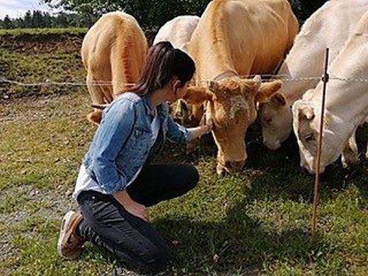 Tierschutz ist Susanne Sackl aus Frauental ein Herzensanliegen