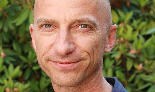 Peter Harrich ist Department-Leiter an der PH Kärnten