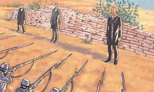 Der fünfte Teil der slowenischen Graphic Novel erscheint jetzt auf Deutsch