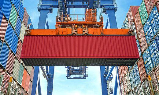 Das Handelsbilanzdefizit hat sich verbessert
