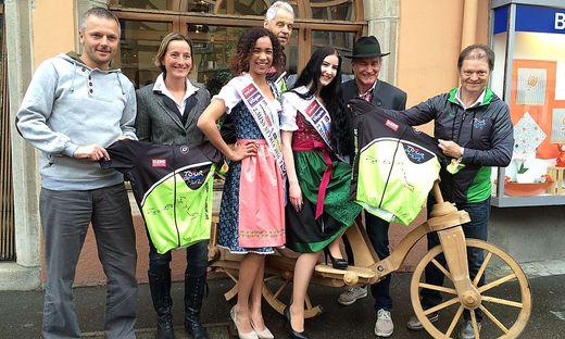 Die 26. Tour de Mur startet am 26. Mai in St. Michael im Lungau
