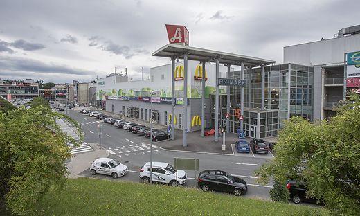 Shoppingcity Seiersberg beschäftigt Politik und Gerichte