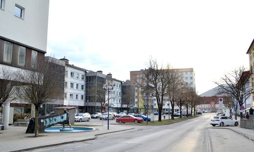Liezen Hauptplatz