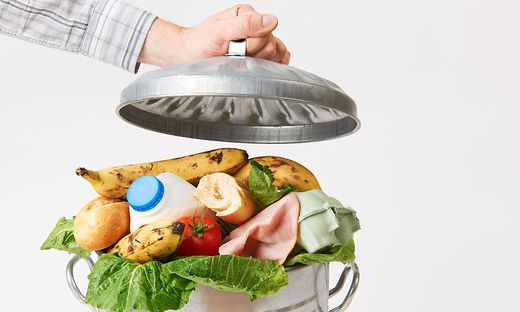 Ein Drittel der weltweit produzierten Nahrungsmittel werden nicht gegessen