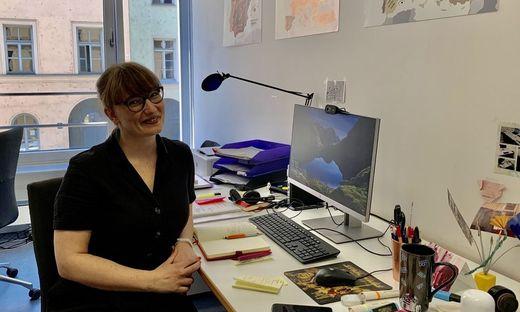 Lisbeth Matzer ist Historikerin an der LMU München