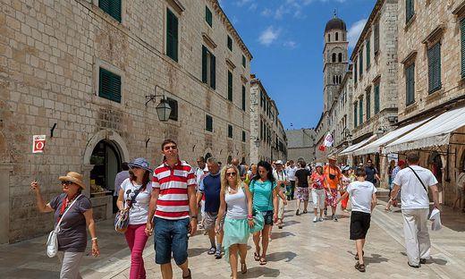 A pesar de Corona, Dubrovnik sigue siendo un centro de atracción