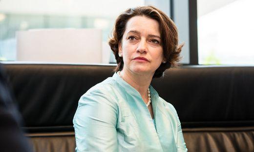 """Bei der Verwirklichung der Minderheitenrechte sieht Ksenija (S)krilec in Österreich """"noch einige Luft nach oben"""""""