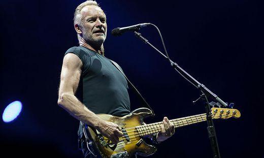Sting feiert am 2. Oktober seinen 70. Geburtstag