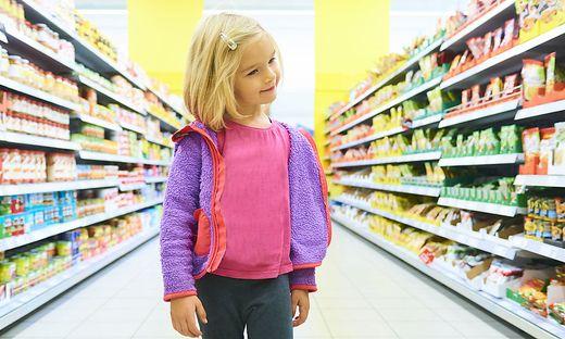 Angebote locken im Supermarkt