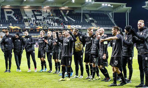 Trondheim vs LASK