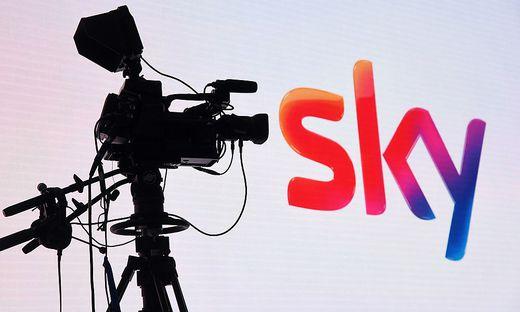 Pay-TV Anbieter Sky
