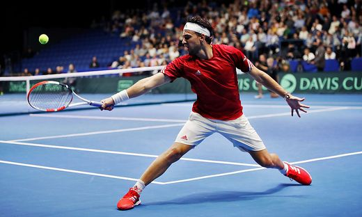 TENNIS - Davis Cup, FIN vs AUT