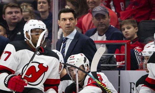 Bald könnte es in der NHL wieder eund gehn