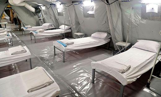 Viele Neuinfektionen in Saudi-Arabien