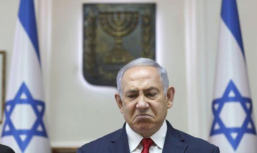 Netanyahu wird wegen Korruption angeklagt