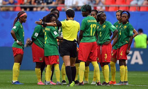 Kamerun ist im WM-Achtelfinale ausgeschieden