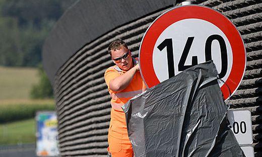 Tempo 140 auf Kärntens Autobahnen ist Zukunftsmusik