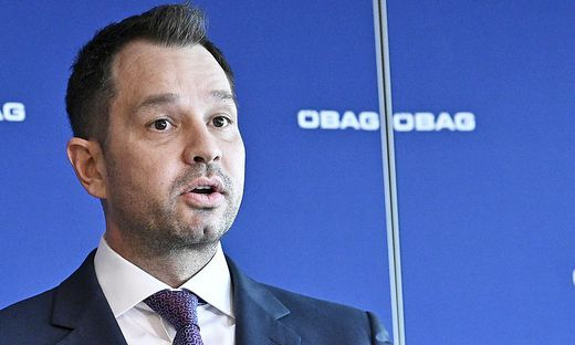 Thomas Schmid: Schon als Generalsekretär im Finanzministerium eng verbunden mit Kanzler Kurz