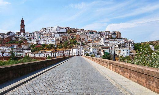 In Montoro im südspanischen Andalusien zeigte das Thermometer 47,2 Grad Celsius