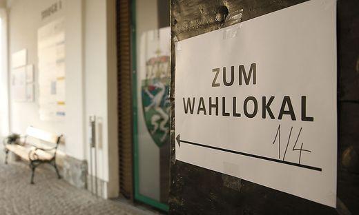 Wahl in Graz