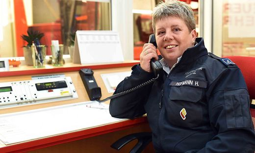 Heidrun Hofmann ist seit 30 Jahren bei der Freiwilligen Feuerwehr Brückl im Einsatz