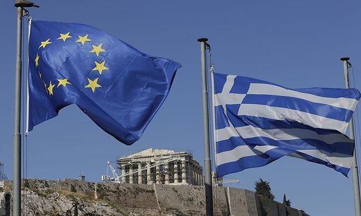 Griechenland wird wieder als stabiler Schuldner gesehen