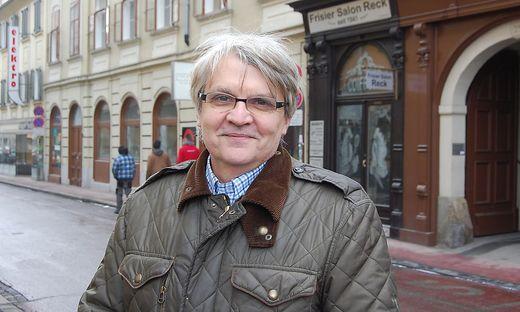 Der Bezirksvorsteher von Jakomini gibt sein Amt nicht auf: Klaus Strobl (ÖVP)