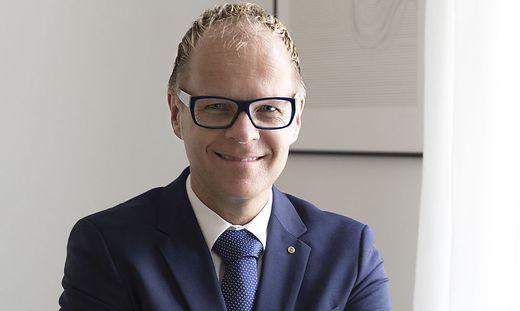 Johannes Schick (54), neuer Chef der Linhardt-Gruppe