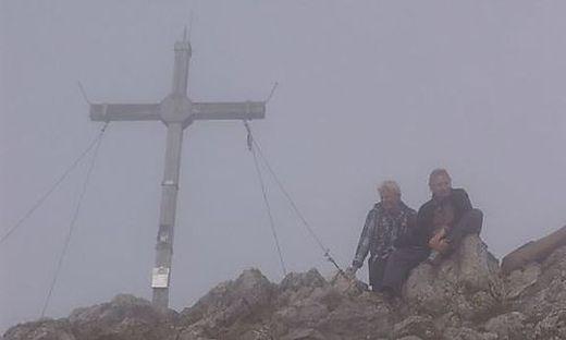Gipfeltreffen mit Georg Ringsgwandl