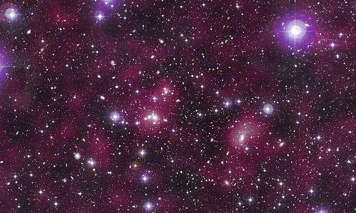 Geheimnisse der Galaxie