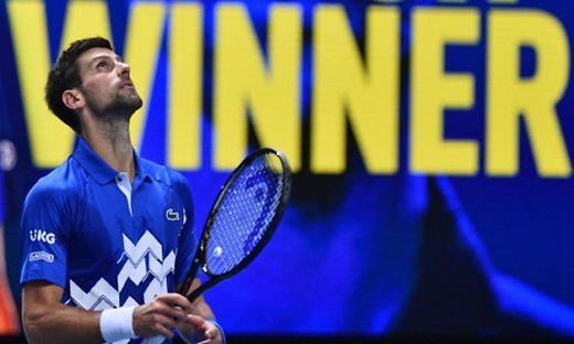 Novak Djokovic startet problemlos in die ATP-Finals