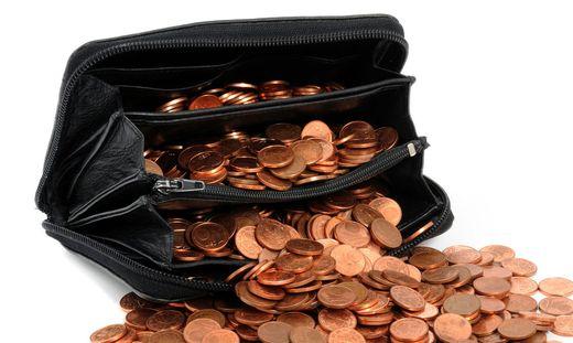 Kupfergeld Italien Diskutiert über Abschaffung Von 1 Und 2 Cent
