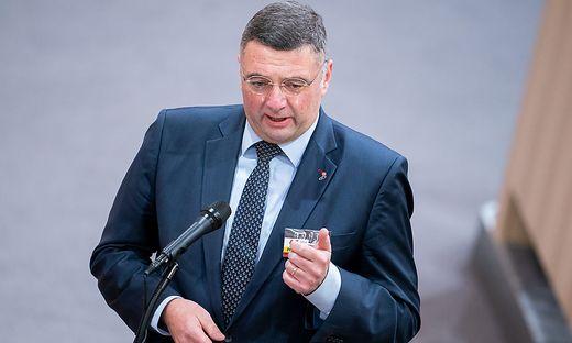 SPÖ-Vize-Klubchef Jörg Leichtfried