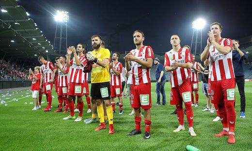 Der GAK wird im Cup-Viertelfinale gegen die Austria wieder das Liebenauer Stadion füllen