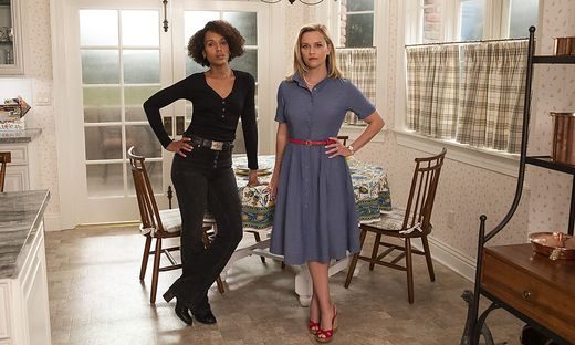 """Kerry Washington und Reese Witherspoon in """"Little Fires Everywhere"""""""