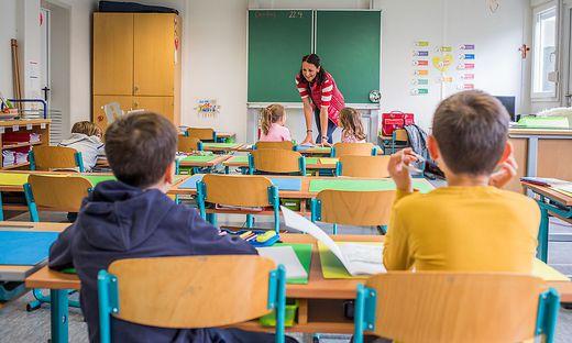 """In Kärnten hofft man auf einen möglichst """"normalen"""" Schulstart (Archivfoto)"""