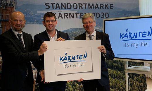 Christian Kresse, Martin Gruber, Peter Kaiser
