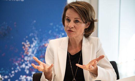 Patricia Neumann, General Manager von IBM Österreich