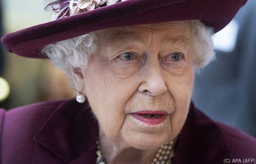 Covid-19 - Queen beschwört britische Selbstdisziplin in Corona-Krise