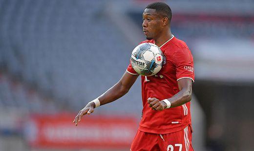 SOCCER - 1. DFL, Bayern vs Gladbach