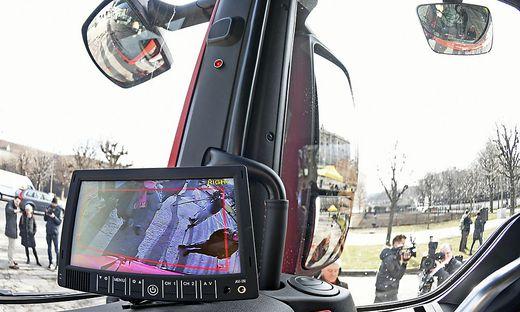 Wiener De-facto-Fahrverbot für Lkw ohne Abbiegeassistent gilt ab 2021